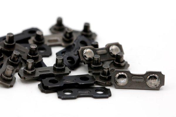 10x Verbindungsglieder + Niete 3/8 1,3mm Typ Oregon