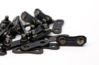 10x Verbindungsglieder + Niete 3/8 1,3mm Typ Stihl