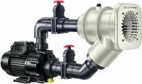 Aqua Flow Jet, 230V, 1,2kW mit Luftregulierung